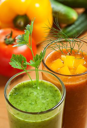 grüner Smoothie - © derkien - Fotolia.com