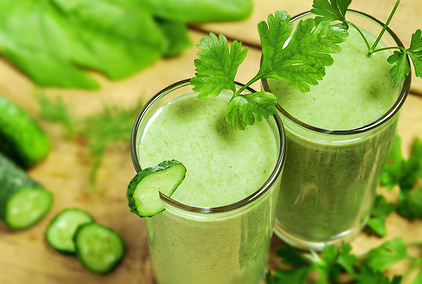 green Smoothie - © derkien - Fotolia.com