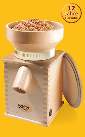 Bonita - die schöne Getreidemühle von Komo