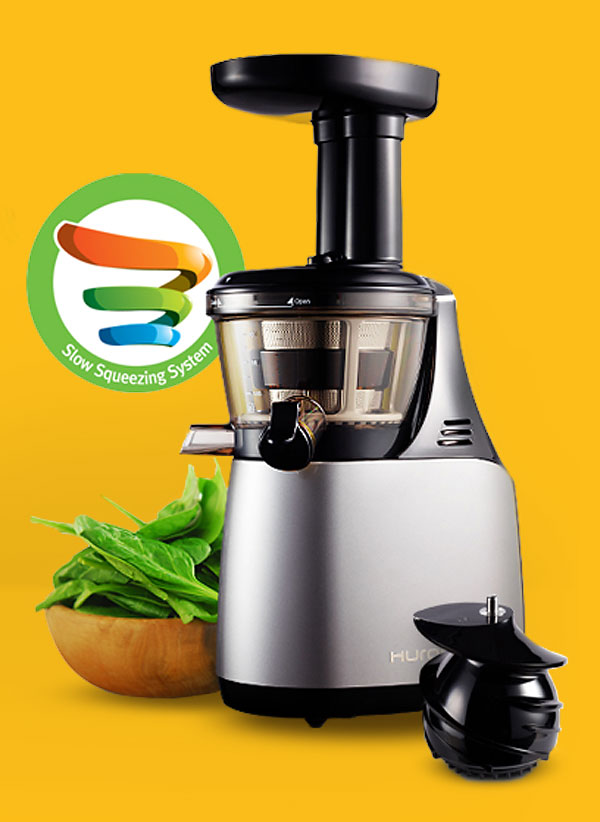 Slow Juicer Entsafter Unterschied : Hurom HE - Entsafter - Slow Juicer