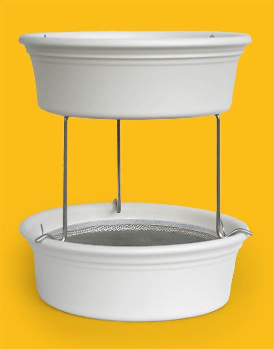 stapelhilfe f r eschenfelder weizengrassieb bestellen. Black Bedroom Furniture Sets. Home Design Ideas