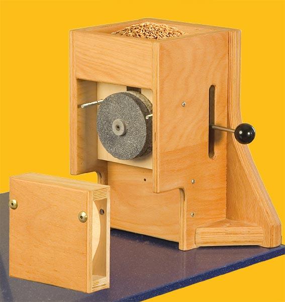 hawos handgetreidem hle rotare bestellen die starke. Black Bedroom Furniture Sets. Home Design Ideas