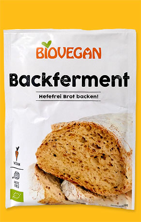 Bio Backferment, Biovegan